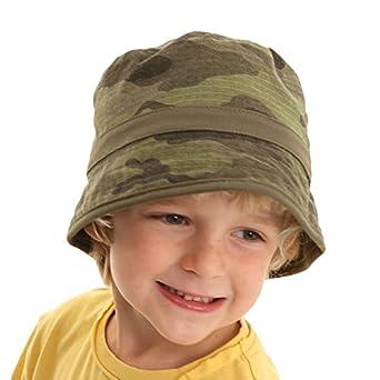 f6958e78096a6 Kids Camo sun hat - cotton
