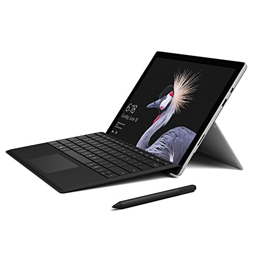 Microsoft FMM-00001 Type Cover for Surface Pro – Black