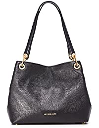 Women's Raven Large Leather Shoulder Bag