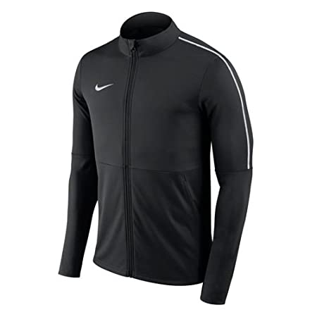 8db45c4477db Nike Kinder Park18 Track Trainingsjacke, Black White, XS  Amazon.de ...