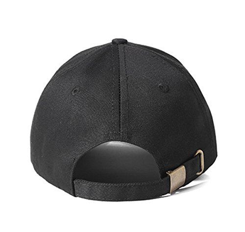 E lisa gorra algodón deportiva clásica de ajustable béisbol para HNJZX de casual Gorra E unisex hombre béisbol 17nCq4WZvw
