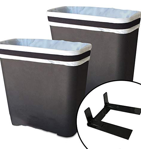 2 Pack - Carbage Can Car Trash Can Garbage Can