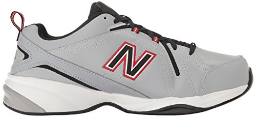 Balance MX608V4 Men's Training New Red Shoe Grey dwExBqU