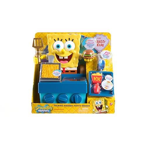 SpongeBob Talking Krabby Patty Maker