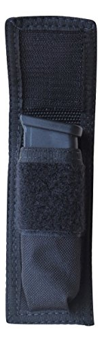 Horizontal Magazine Pouch - Single Magazine Pouch - 9mm, 40 S&W, 45 ACP