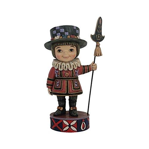 Jim Shore Disney Traditions It's A Small World Sonata Britain Figurine