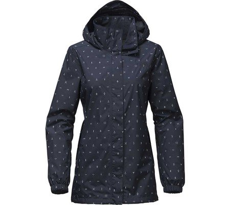 The North Face Resolve Mesh-Lined Hooded Raincoat ()