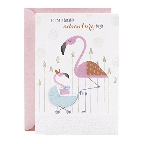 Hallmark Baby Shower Card ()
