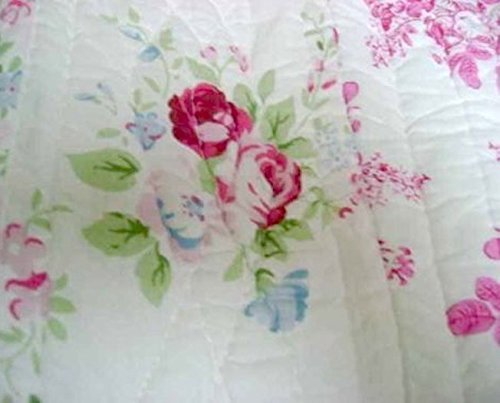 twin quilt shabby chic - 8