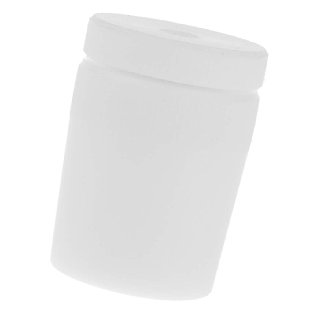 Prettyia PTFE Standard Stopper for Stirring Rod Bearing Adapters Plugs 8mm, Tension Adjustable, 5 Sizes available - No. 34