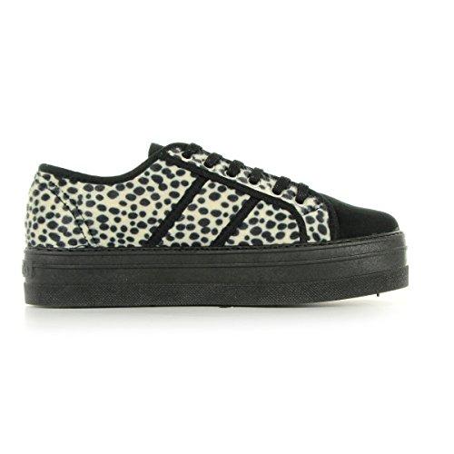 Victoria 09228NEG 09228, Damen Sneaker