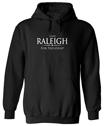 RALEIGH For President Adult Hoodie for Men and Women b3 - Clothing Raleigh Limited