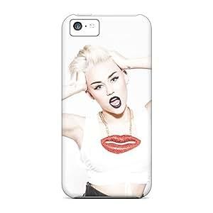 Iphone 5c KSt14856ysRs Customized Nice Wild Miley Cyrus Skin Shock Absorption Hard Cell-phone Case -KennethKaczmarek