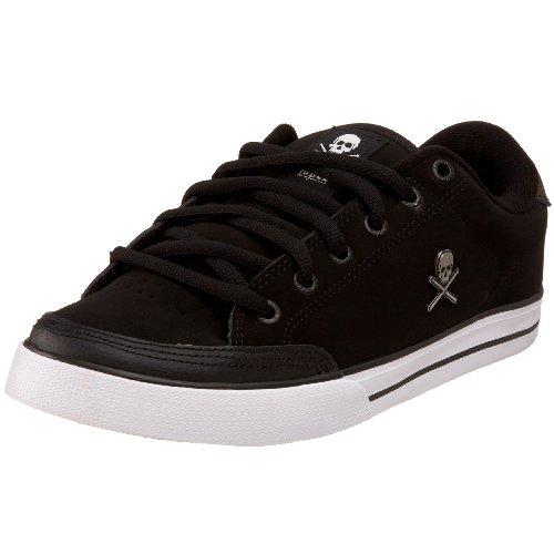 C1RCA Men's Lopez 50 Sneaker,Black/White/Platinum,8.5 M US