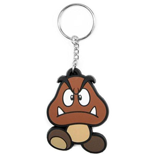 Porte-clés \'Super Mario Bros\' - Goomba [Importación francesa] 30%OFF ...