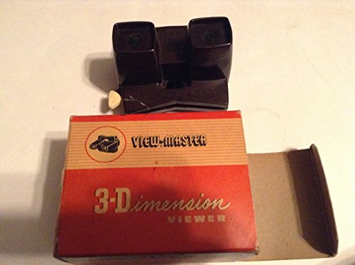 VIEWMASTER 3D VIEWER MODEL E (Viewmaster Model E)