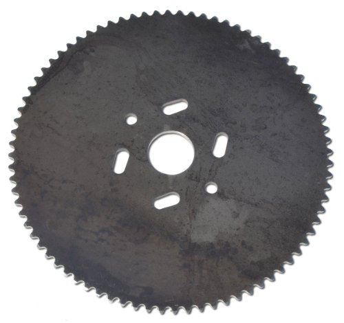 Go Kart Sprocket 80t for 35 Chain Manco (Sprockets Go Karts)