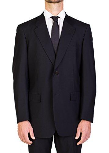 Yves Saint Laurent Men's Cotton Two-Button Suit Jacket - Laurent Saint Yves Clothes