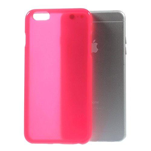 Apple iPhone 6S 6Plus Cover Housse Coque Case Slim Standard Business Rose decui Rose Gel/TPU protection Téléphones Portables