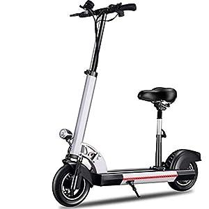 41D fBN2iVL. SS300 Zhangxiaowei Elettrica Pieghevole della Bici della Bicicletta da 10 Pollici Ruota Pieghevole Monopattino Bici elettrica…