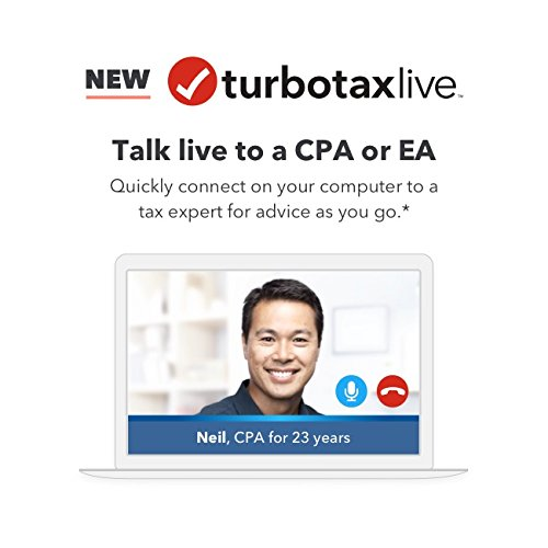 Turbotax Live  2017 Online Tax Preparation With E File Included And Unlimited Reviews With A Cpa  Online Access   Start For Free   179 99 When You File