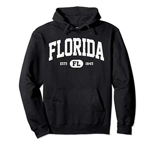 - Florida Sweatshirt Retro Vintage Florida Hoodie Gifts