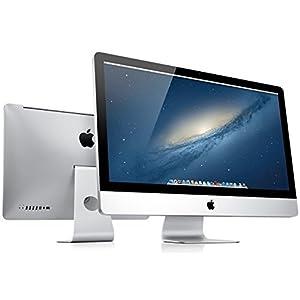Apple iMac 21.5 inches Quad Core i5-2400s 2.5GHz 8GB 500GB DVDRW WiFi iSight Webcam Bluetooth OS X High Sierra(Renewed)