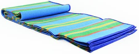Weather-Proof and Mold-Mildew Resistant Camco Handy Mat with Strap for Picnics
