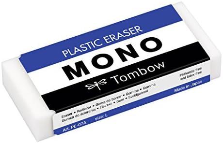 Tombow PE 3.6/V 700/mAh Eraser Mono XS PVC 38 g