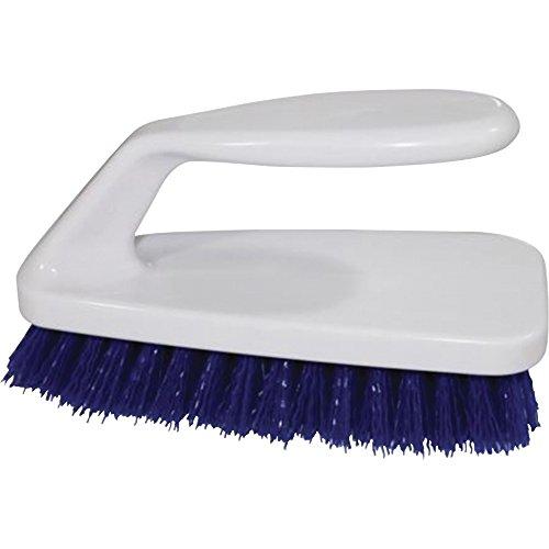 Genuine Joe 99658 Iron Handle Scrub Brush (Pack of 6)