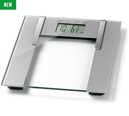 New Weight Watchers Ultra Slim Body Analyser Scales - Silver