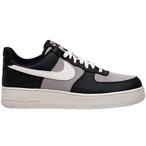 Nike Mens Air Force 1 '07 1 Leather Textile Trainers