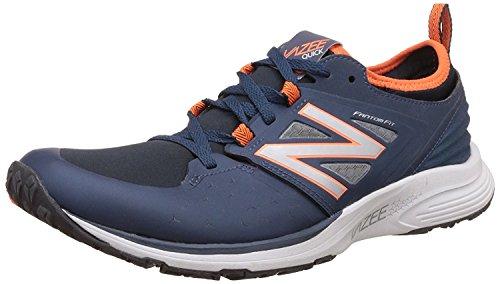 New Balance Mens Vazee Qik Training Shoe, Gris/Anaranjado, 45 EU/10.5 UK