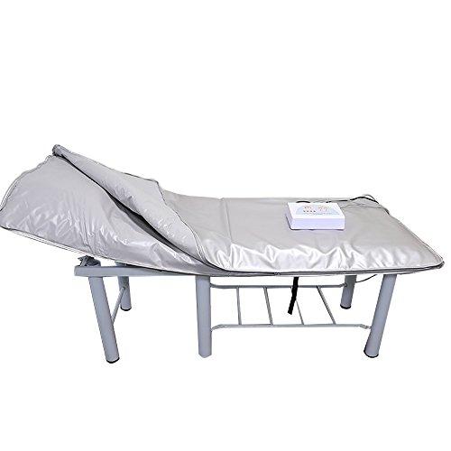 Vogvigo Far Infrared Sauna Blanket Body Shaper Weight Loss Sauna Slimming Blanket Detox Therapy Machine for Personal Spa by Vogvigo