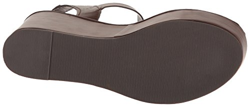Dress Brown 2 Sacha Women's Too Lips Sandal nxxWfOUgS