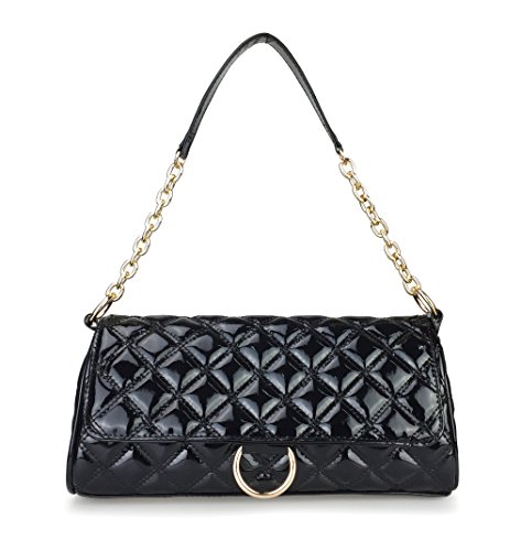 quilted chain bag - 6