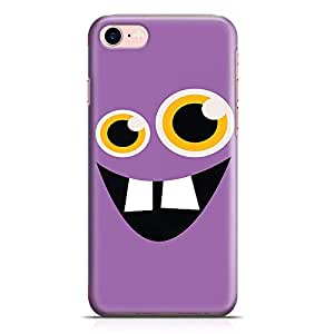 Loud Universe Monsters iPhone 7 Case Children Movie Monters Inc iPhone 7 Cover with 3d Wrap around Edges