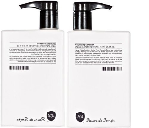 Number 4 Hydrating Shampoo & Conditioner 25 Oz/Each