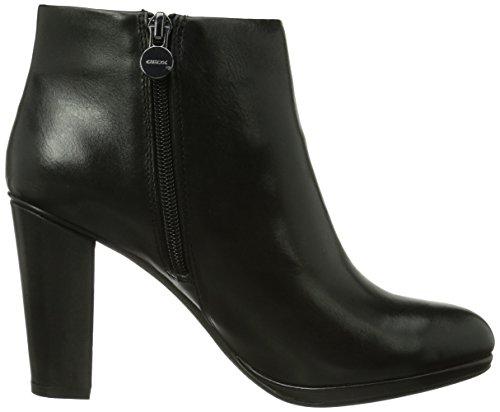 Geox D Kali, Boots femme Noir (Black)