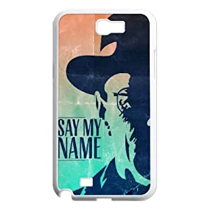 WINDFC Breaking Bad Phone Case For Samsung Galaxy Note 2 N7100 [Pattern-4]