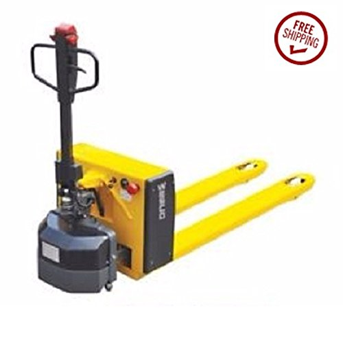 Tracked Pallet Jack: Wesco Industrial Products 273289 Specialty Heavy Duty Semi
