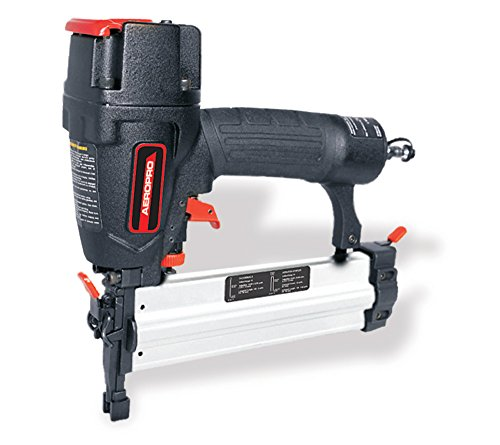 AERPRO USA SF5040RN 2-in-1 Combination Air Nailer and Stapler by AEROPRO USA