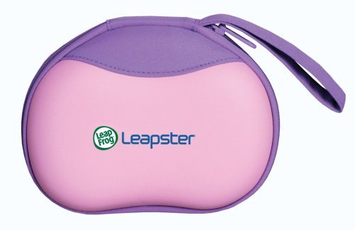 (LeapFrog Leapster Carrying Case, Pink)