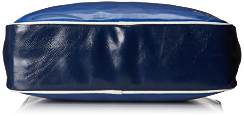 Fred Perry Classic Shoulder Bag in Navy and Regal