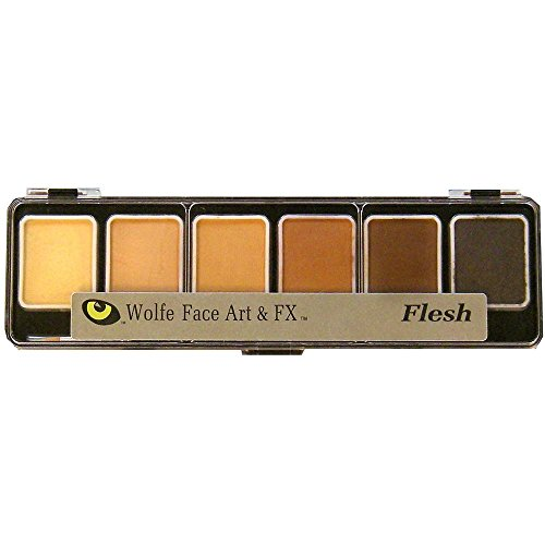 Wolfe Palettes Skinz 6 colors product image