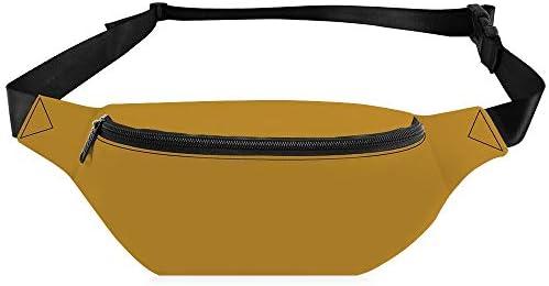コマンドゴールド座標 ウエストバッグ ショルダーバッグチェストバッグ ヒップバッグ 多機能 防水 軽量 スポーツアウトドアクロスボディバッグユニセックスピクニック小旅行