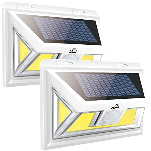 Solar Security Light White in US - 8