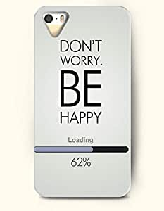 Don'T Worry Be Happy - Loading - iPhone 4 / 4s Hard Back Plastic Grey