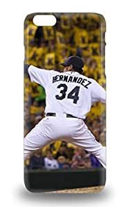 New MLB Seattle Mariners Felix Hernandez #34 Hard Skin 3D PC Case Compatible With Case Cover For LG G2 ( Custom Picture Case Cover For LG G2 , Case Cover For LG G2 , iPhone 5, iPhone 5S, iPhone 5C, iPhone 4, iPhone 4S,Galaxy S6,Galaxy S5,Galaxy S4,Galaxy S3,Note 3,iPad Mini-Mini 2,iPad Air )