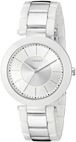 DKNY Women's NY2288 STANHOPE Silver Watch
